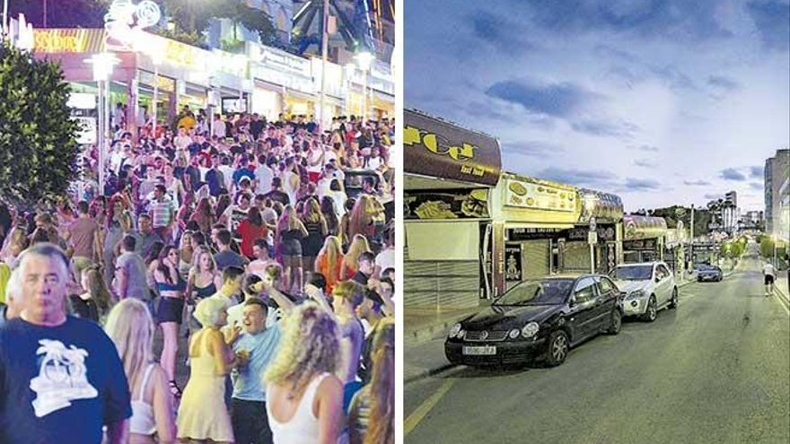 Cierre de Punta Ballena y la Calle del Jamón: La fiesta se acabó... ¿para siempre?