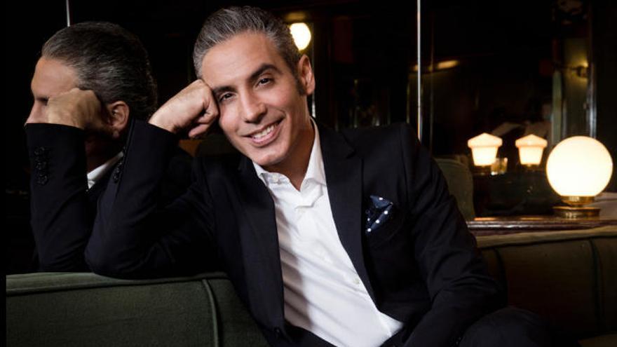 Pitingo descubre 'Músico y fronterizo' en el Alfredo Kraus