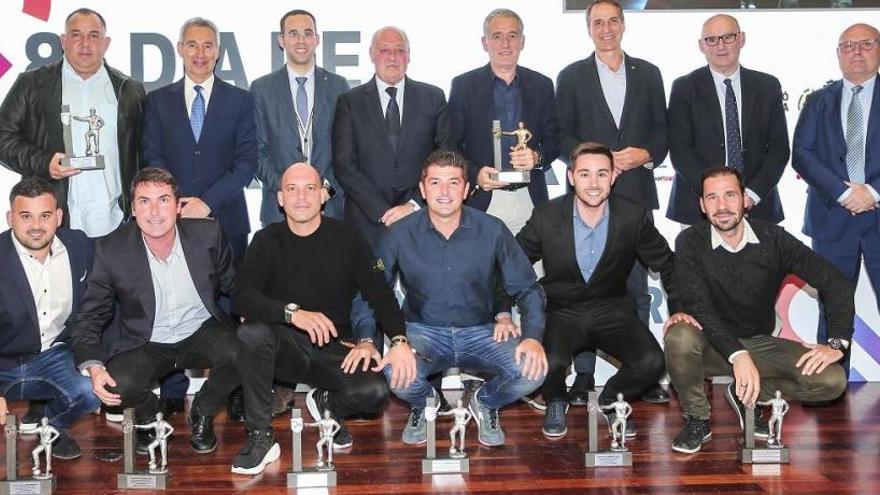 Gabri, Pusó, Barrero i Gay, quatre tècnics reconeguts
