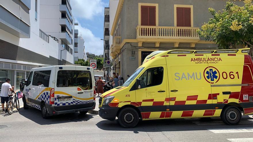 Susto en Vila por el atropello de una joven