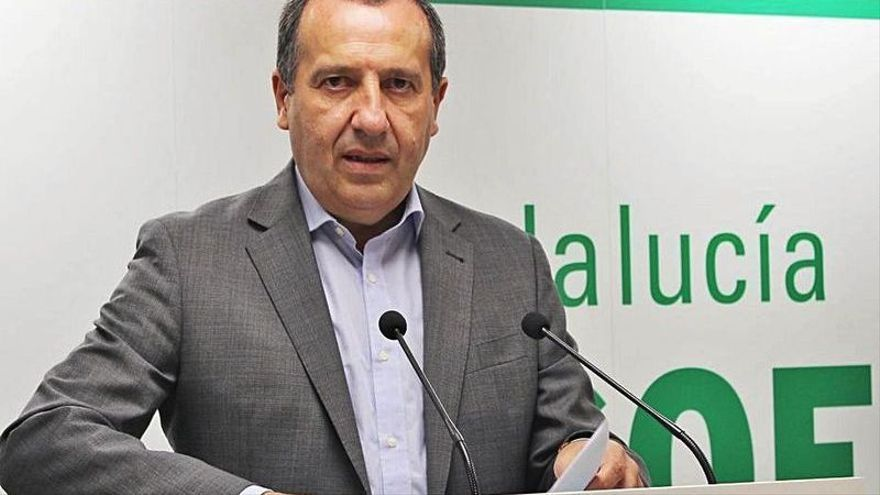 Ruiz Espejo le pedirá al partido que «muestre plena colaboración con Espadas»