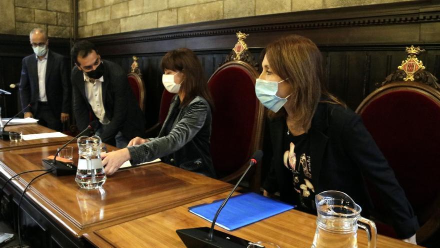 Girona aprova els pressupostos i les ordenances gràcies al regidor expulsat de Cs