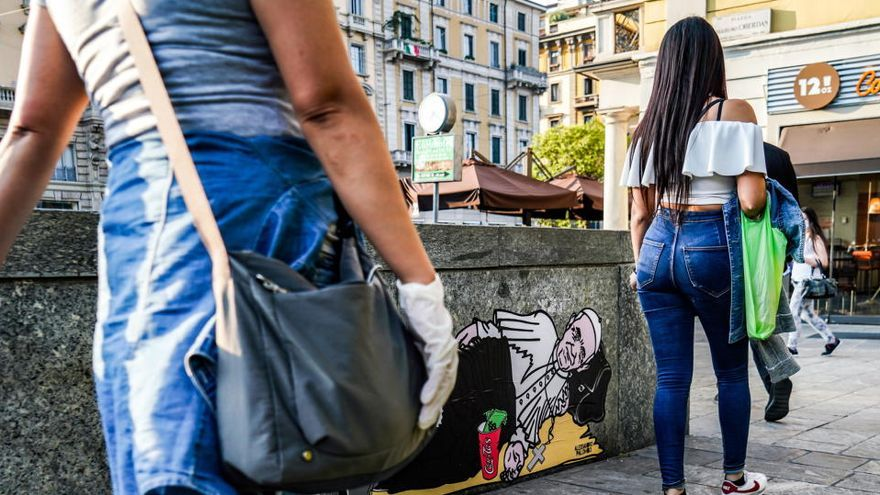 Italia registra 130 nuevas muertes por Covid-19