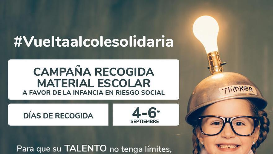 Carrefour y Cruz Roja inician una campaña a favor de la infancia en riesgo de Málaga