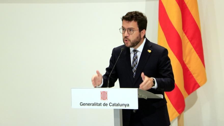 Aragonès acusa l'Estat de «boicotejar» l'ampliació sostenible del Prat: «No triarem entre inversió i patrimoni natural»