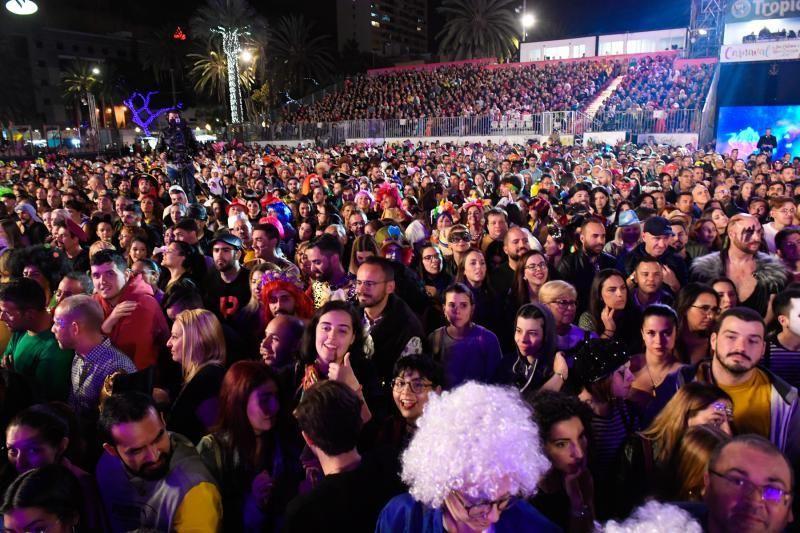 28-02-2020 LAS PALMAS DE GRAN CANARIA. Público en la Gala Drag Queen.    28/02/2020   Fotógrafo: Juan Carlos Castro