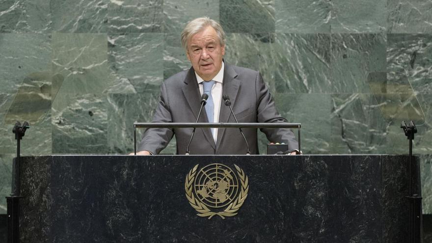 """La ONU reclama al mundo un """"rescate"""" de la naturaleza"""