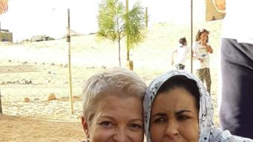 Alicantinos en el Sáhara:  «Nuestra situación es de total normalidad»