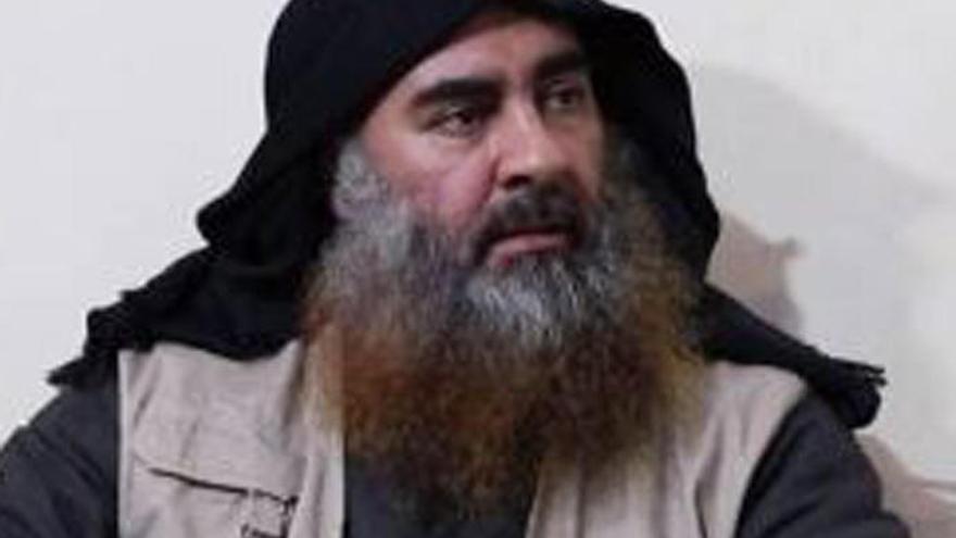 Unos calzoncillos robados permitieron confirmar la identidad de Al Bagdadi
