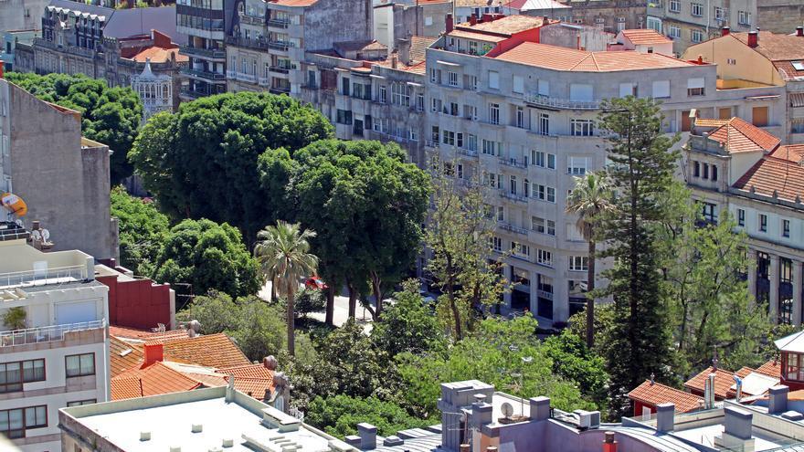 El callejero del lujo en Galicia: las diez calles más caras y exclusivas