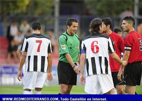 EL CASTELLÓN CAE 1-0 EN LA NUCÍA