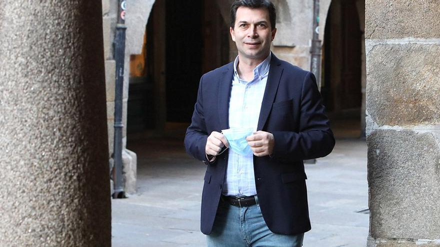 """Gonzalo Caballero: """"Hace falta un empresariado que respalde el Corredor Atlántico como en el Mediterráneo"""""""