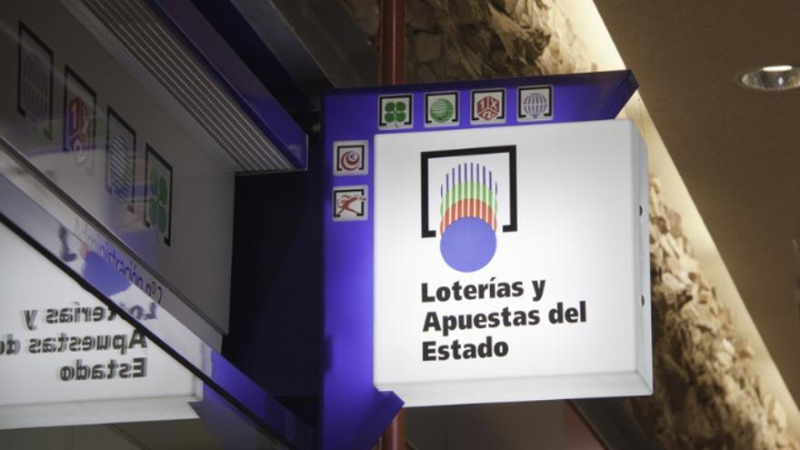 Un primer premio de la Lotería Nacional viaja hasta Canarias