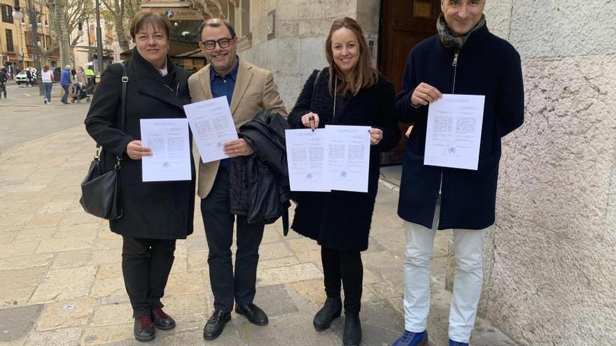 Diputados y senadores de Balears ya tienen credenciales para viajar a Madrid