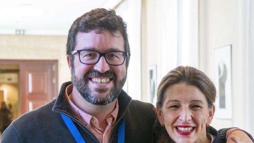 Joaquín Pérez Rey, nuevo secretario de Estado de Trabajo
