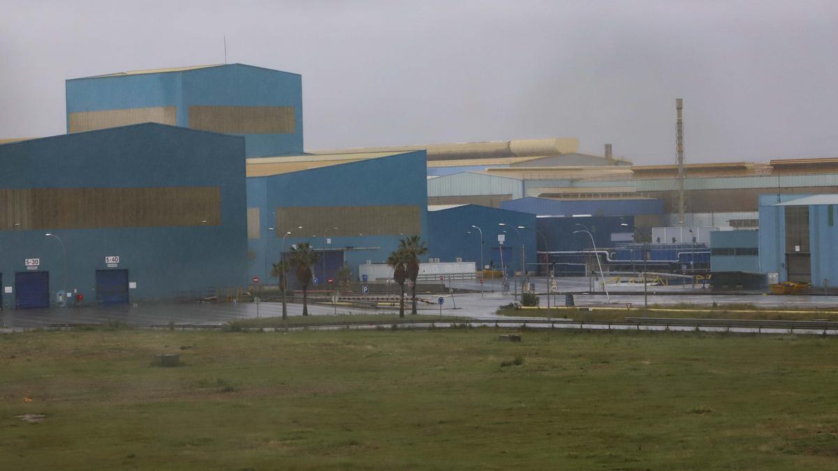 Factoría de ArcelorMittal en Sagunt