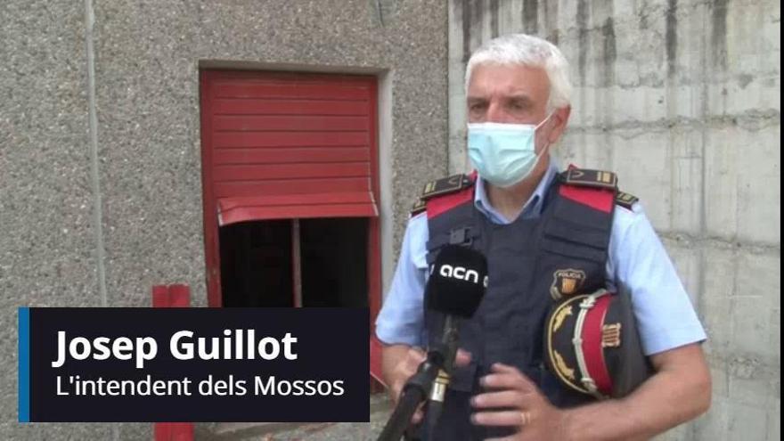 Tres detinguts per cultivar unes 4.000 plantes de marihuana en una nau de Sant Vicenç