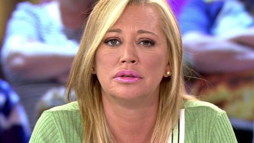 La noticia sobre Anabel Pantoja que ha hecho llorar a Belén Esteban
