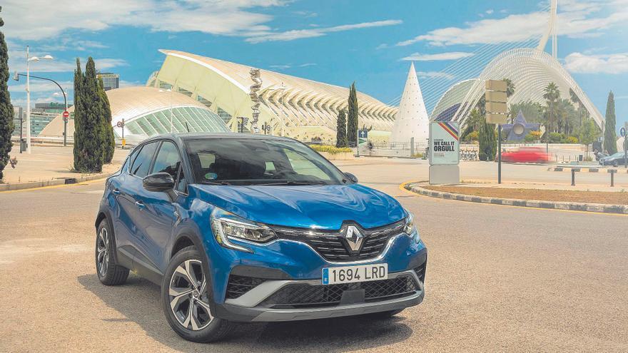 Renault Captur E-Tech, una versión muy razonable