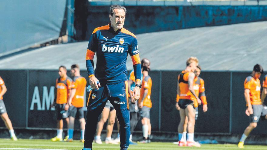 Voro, más entrenador que salvador