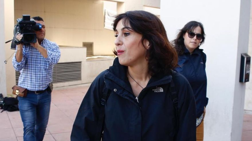 Juana Rivas vuelve a denunciar a su exmarido por maltratar a sus hijos