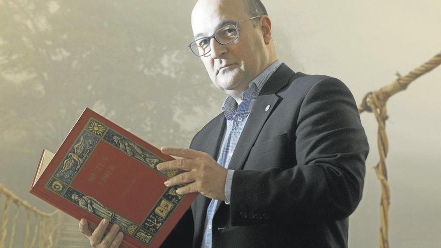 """Óscar de Alfonso: """"¿Que la masonería es un lobby? ¿Y qué?"""""""