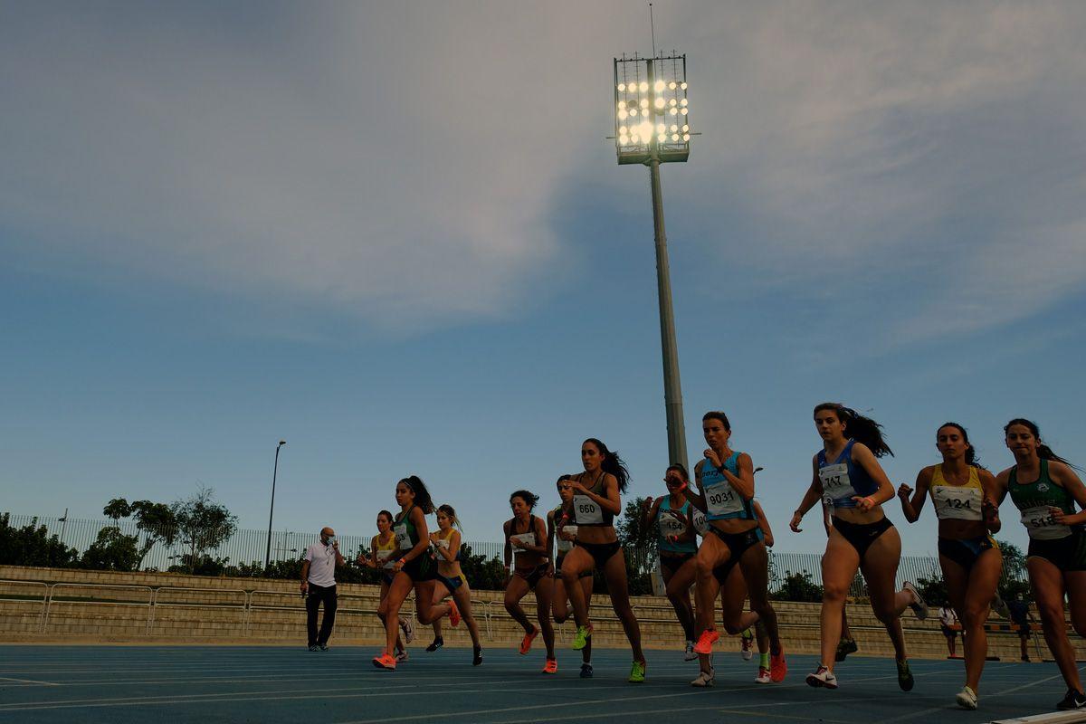 Campeonato de atletismo de Andalucía