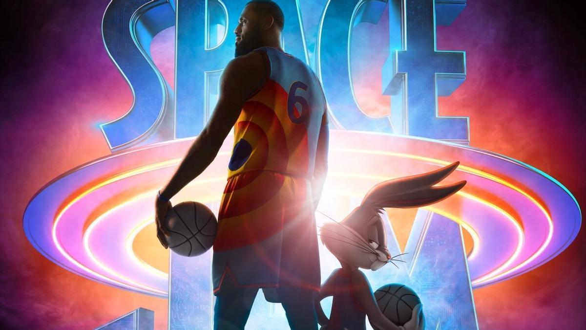 'Space Jam: Nuevas leyendas'