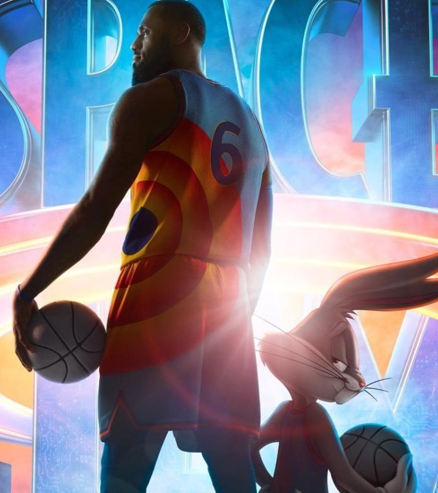 'Space Jam: Nuevas leyendas': LeBron James y los Looney Tunes