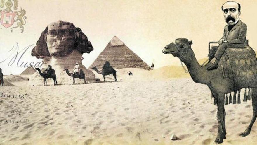 La mirada del lúculo | Un coloso viaja a Oriente