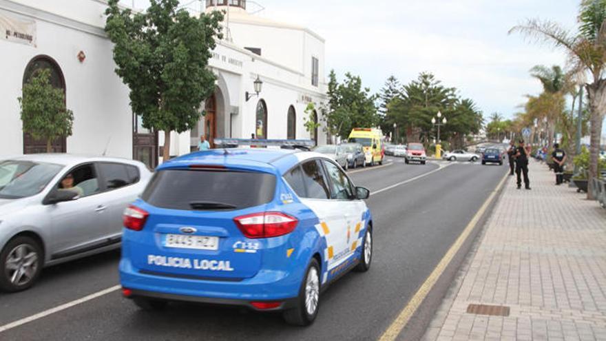 Detenido el sospechoso del robo de un vehículo en Arrecife