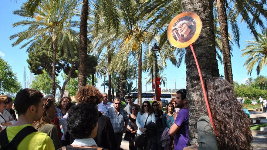 Jane's Walk 2018: Palma außerhalb der Altstadt erkunden