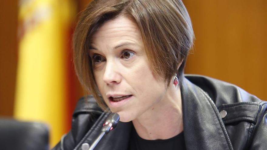 Noelia Carbó, nueva directora gerente del Instituto Aragonés de Servicios Sociales