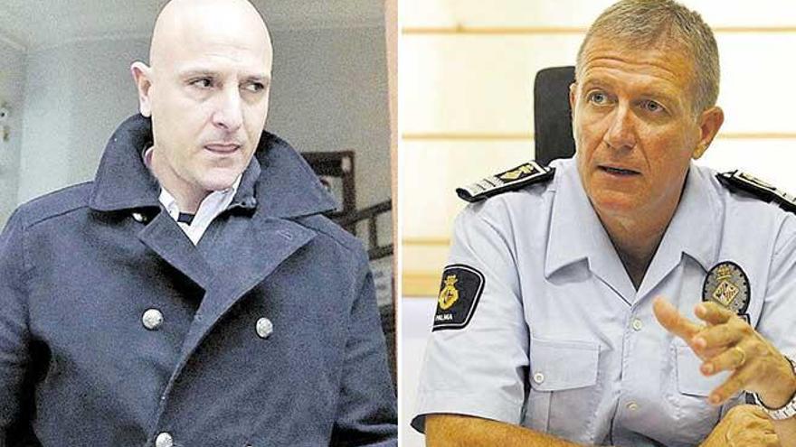 La excúpula de la Policía Local de Palma, a juicio por el amaño de las oposiciones
