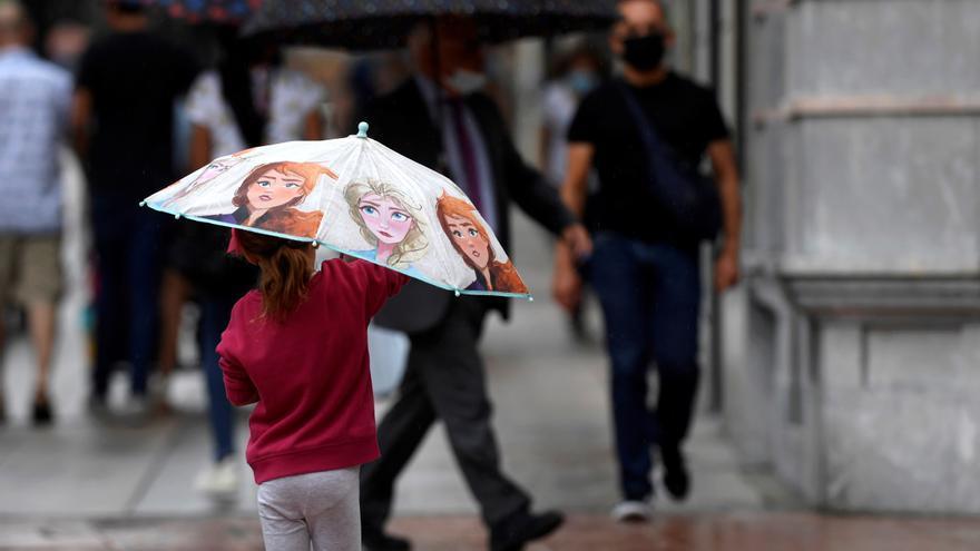 Tiempo en Murcia : La Aemet anuncia fuertes tormentas esta tarde en la Región