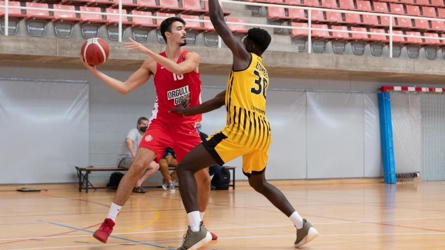 El Bàsquet Girona guanya amb comoditat al Pardinyes Lleida