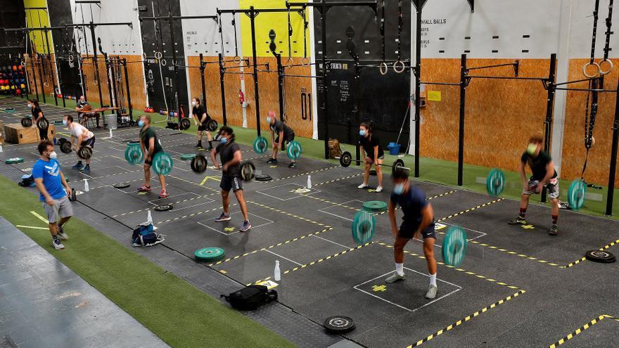 Sanitat flexibiliza la actividad deportiva en la Comunitat Valenciana