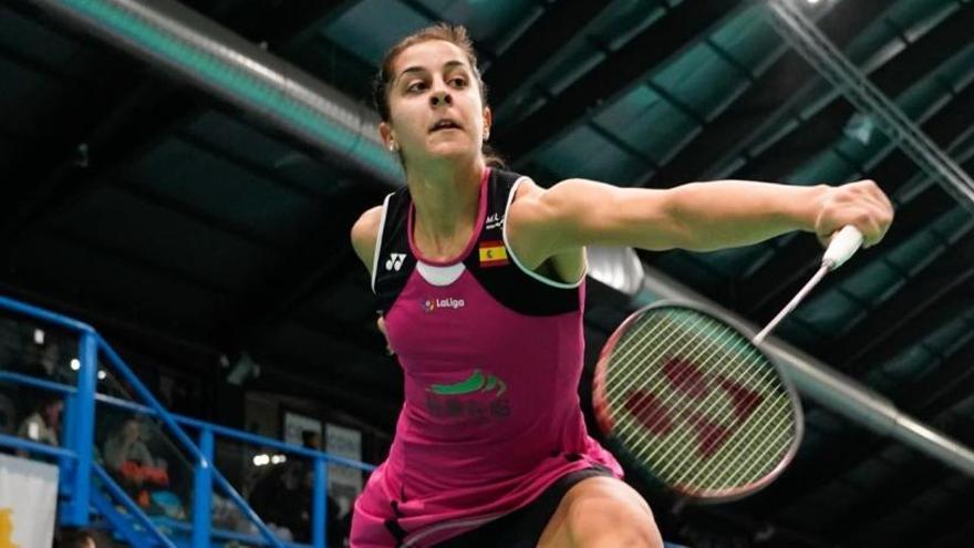 Carolina Marín conquista el título en Milán