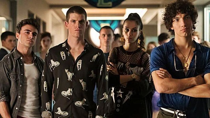 Netflix estrenará el 18 de junio la cuarta temporada de la serie 'Élite'