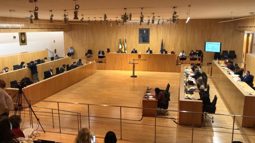 La Diputación ratifica el traslado de los usuarios del Centro Guadalmedina