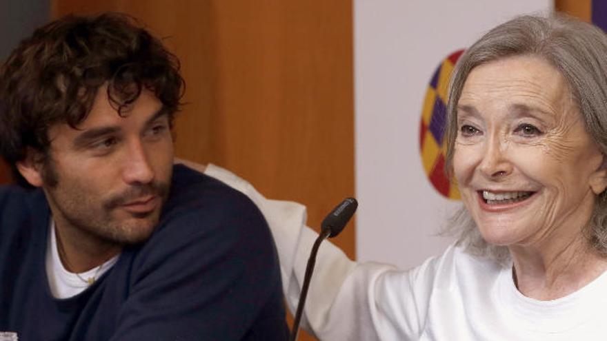 """Nuria Espert: """"Los políticos nunca han visto la cultura como algo importante"""""""