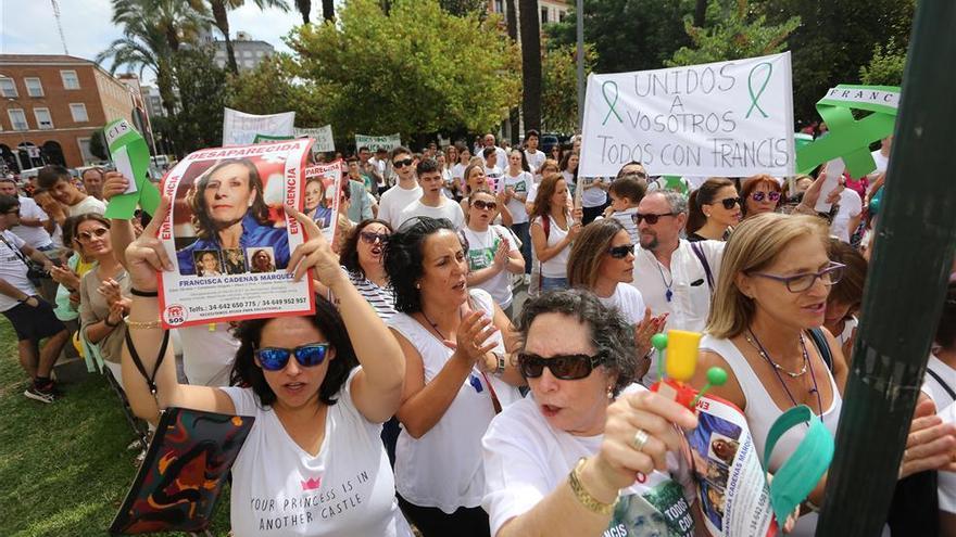 Cuatro años de la desaparición de Francisca Cadenas