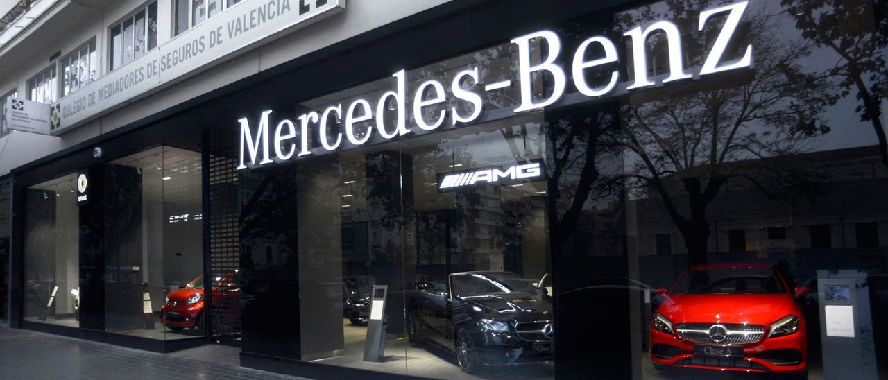 "Mercedes-Benz Valencia celebra los ""Plug-In Test Drives"""