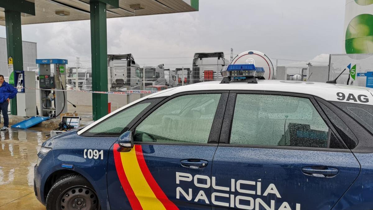 Herido grave en Castellón al explotar el camping gas que trataba de recargar