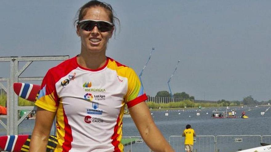Eva Barrios : Una campeona de récord