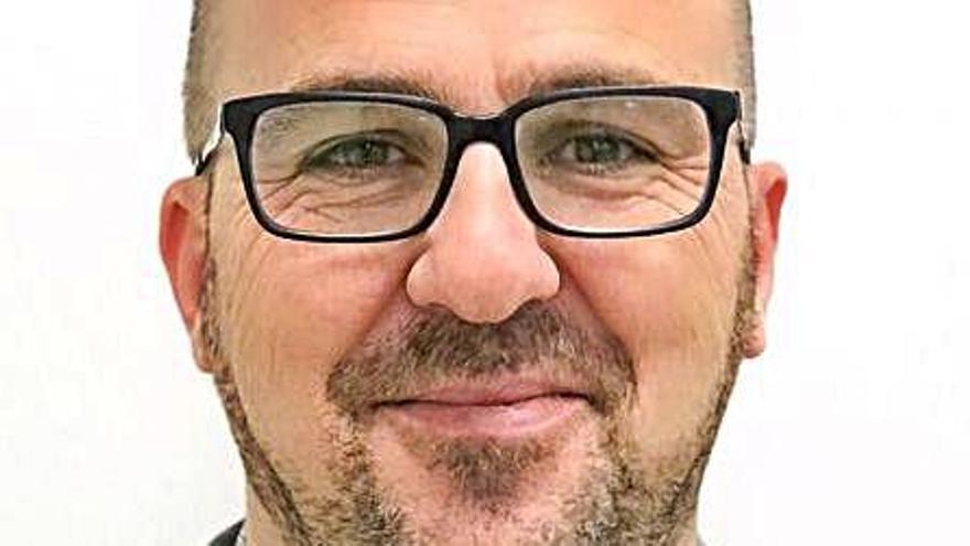El alcalde Guillermo José. | L-EMV