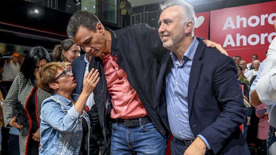 Ángel Víctor Torres y Pedro Sánchez se reúnen el miércoles en Lanzarote