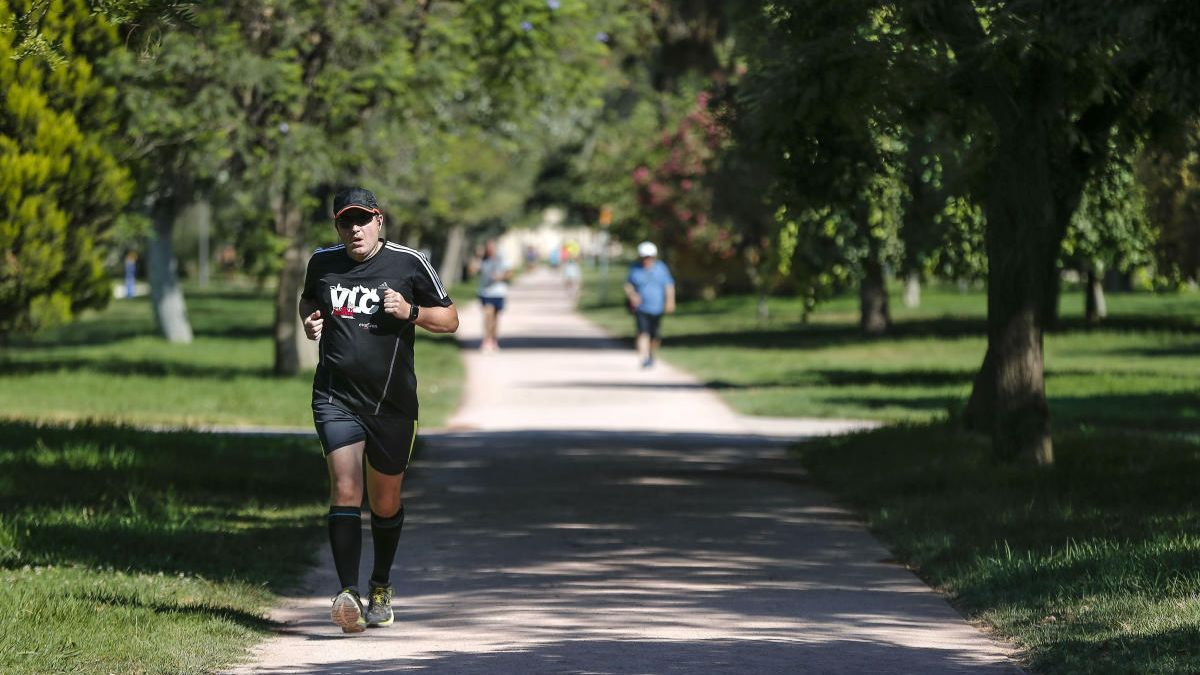 Salir a correr: las condiciones de Sanidad.