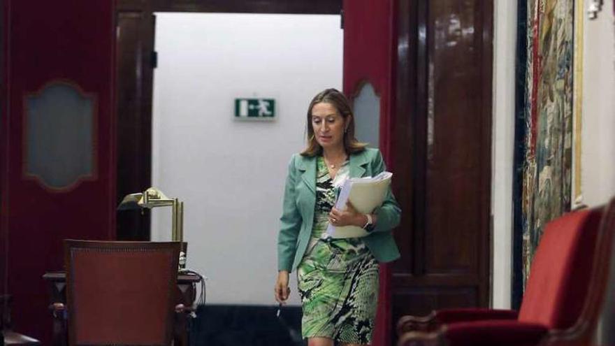 Ana Pastor pospone el Pleno del 'caso Soria' hasta después de las elecciones gallegas