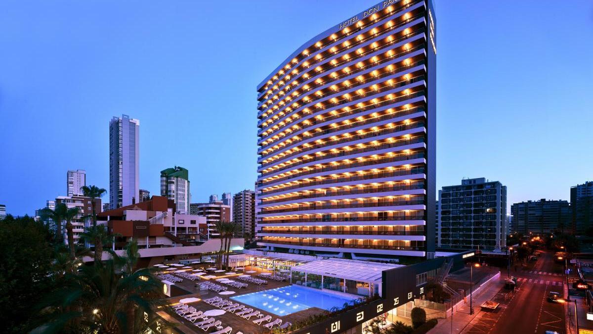 Hotel Don Pancho.